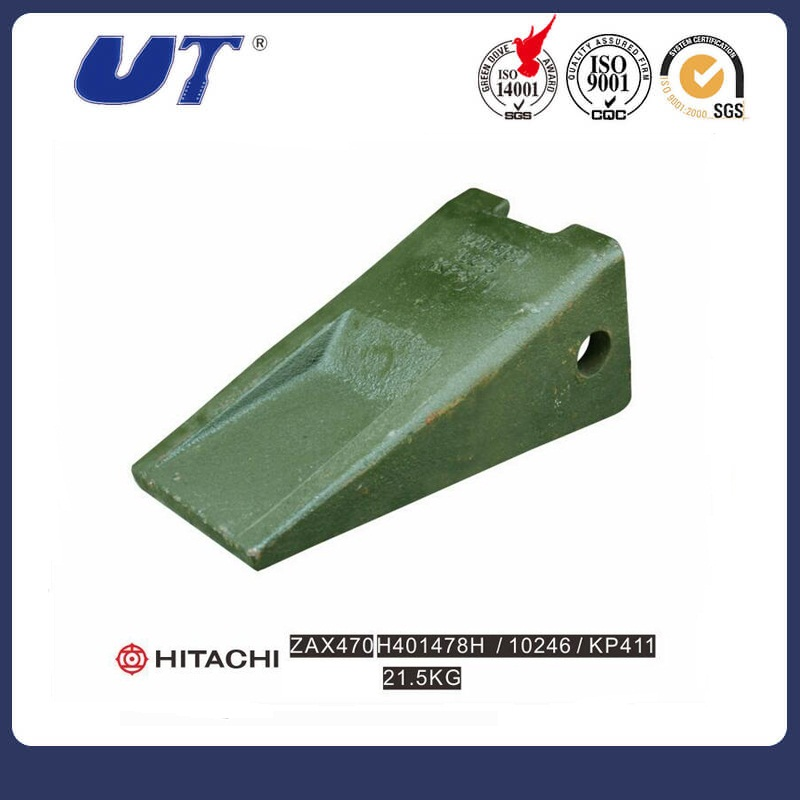 Hitachi Bucket Teeth